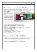 Einbau des DC01-Decoders in einen Faller LKW - Modelleisenbahn ... - Seite 7