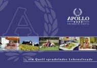 Prospekt downloaden - Thermen-Hotel Apollo