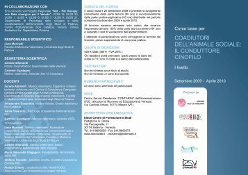 programma - Azienda Ulss 12 veneziana