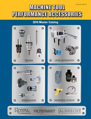 Royal Products Catalog.pdf - JW Donchin CO.