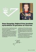 I bladet - Hovedorganisationen for Personel af Reserven i Danmark - Page 3