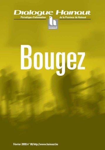 Dialogue Hainaut - La Province de Hainaut