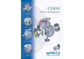 Witte Flyer CHEM - Pumpenagent.de