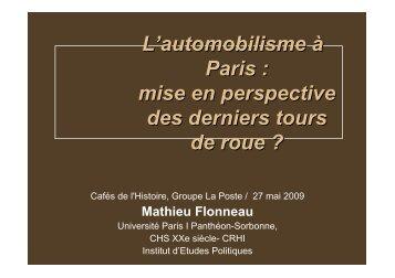 CaféPoste M. Flonneau - La Poste