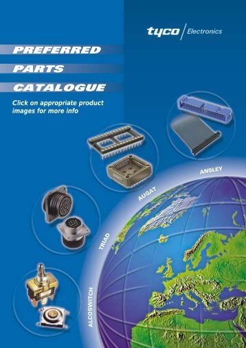 PREFERRED PARTS CATALOGUE
