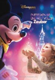 ihr persönlicher urlaubsplaner winter 2013/2014 - Disneyland® Paris