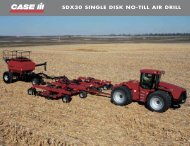 sdx30 specifications - Centre Agricole.ca