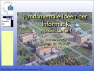 A. Schwill: Fundamentale Ideen der Informatik - Didaktik der Informatik