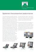 Informations sectorielles Hôtellerie et restauration - Vectron Systems ... - Page 5