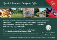 Download the offer here. - Classic Lodges