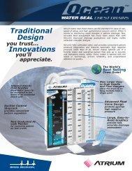 Ocean brochure 003310D - Atrium Medical Corporation