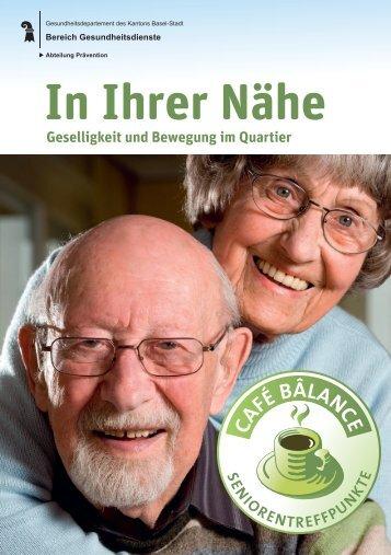 In Ihrer Nähe - Gesundheit.bs.ch