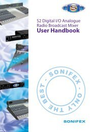 User Handbook - Visonomedia.com