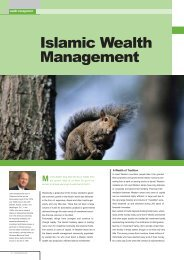 Islamic Wealth Management - John A. Sandwick