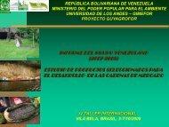 Relación Suelo, fisiografía y principales tipos de bosques - SPLU.nl