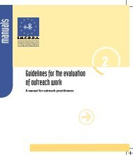 manuals - EMCDDA - Europa
