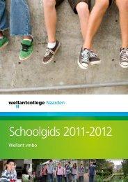 Schoolgids 2011-2012 Wellantcollege Naarden