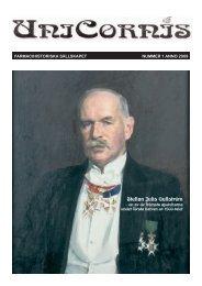 Unicornis nr 1 2009.pdf - Apotekarsocieteten