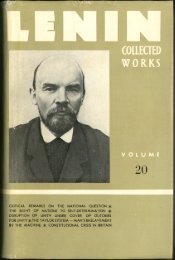 Lenin CW-Vol. 20-TC.pdf - From Marx to Mao