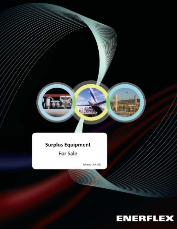 Surplus Equipment - Enerflex