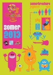 zomerbrochure 2013 - Jeugd Nijlen
