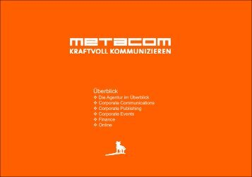 Überblick - MetaCom