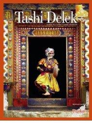 Tashi Delek Inflight Magazine Cover Fall 2009 - Rainbow Photo ...