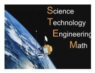 STEM presentation PAC April 2010 - Charles County Public Schools