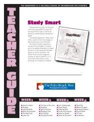 Teacher Guide: Study Smart