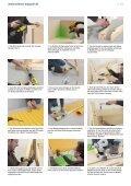 Bauanleitung Hollywoodschaukel (1,1 MB) - Das Magazin für Bauen ... - Page 2