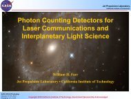Single Photon Counting Detectors