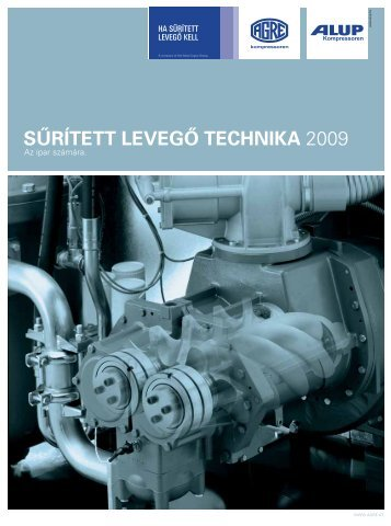 SÙRÍTETT LEVEGÃ TECHNIKA 2009