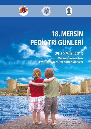 18. Pediatri Günleri Afiş