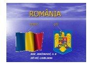 Rok Jerčinovič je predstavil Romunijo. - Arnes