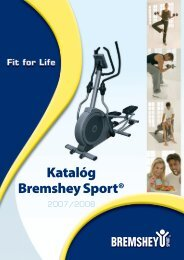 Katalóg Bremshey Sport® - friva.sk