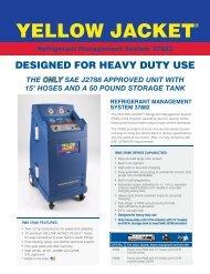 37882 Spec Sheet - Yellow Jacket