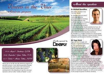 Veneers in the Vines Veneers in the Vines - Smile By YUGO