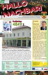 Hallo Nachbar November 2010 - Wirtschaft in Puchkirchen