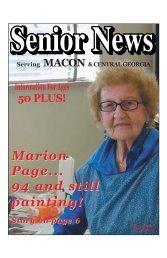 Feb - Senior News Georgia