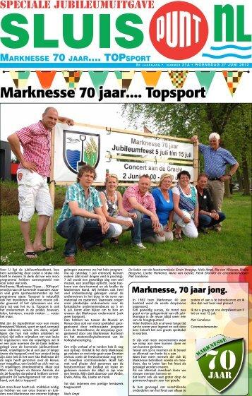 Marknesse 70 jaar.... Topsport