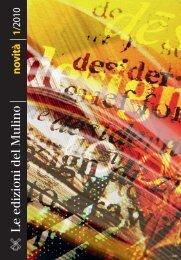 Le edizioni del Mulino - il Mulino