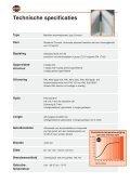 Metaflex heeft de panelen die u zoekt: volgens uw specificaties op ... - Page 3