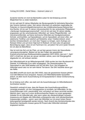 PDF-Datei (4 Seiten DIN A4, 28 KB) - Barrierefrei Leben e.V.