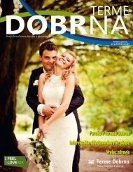 Poroka v Termah Dobrna Intervju: Navdihujemo barvite okuse ...