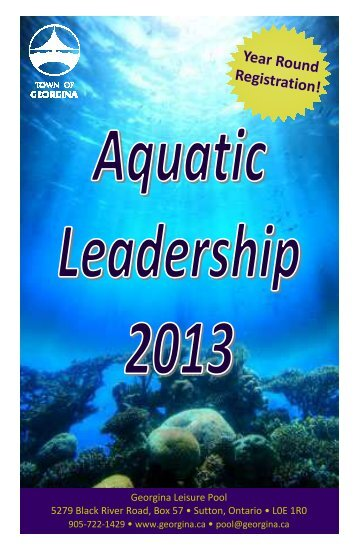 LEADERSHIP BROCHURE 2013 (WEBSITE