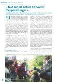 Eduquer à l'environnement en maternelle - Symbioses - Page 6