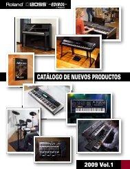 CATÁLOGO DE NUEVOS PRODUCTOS - MAT Guitar & Bass