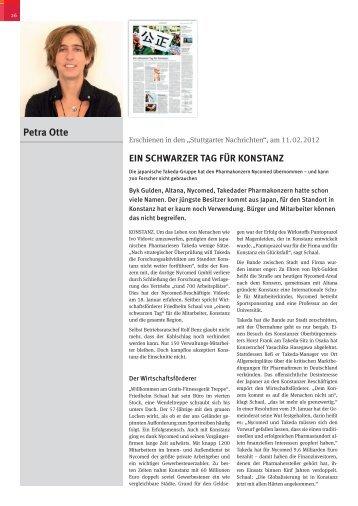 Petra otte - Willi-Bleicher-Preis