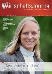 Zukunft Technologie - Wirtschaftsjournal
