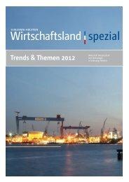 Der Norden ganz oben - Wirtschaftsland Schleswig-Holstein